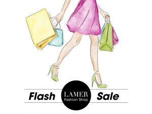 Flash Sale Lamer – Fashion – Shop Template