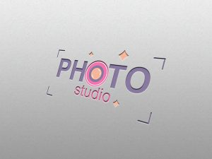 Photo Studio – Logo Design