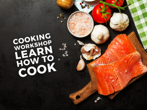 Cooking Workshop – Social Media Template