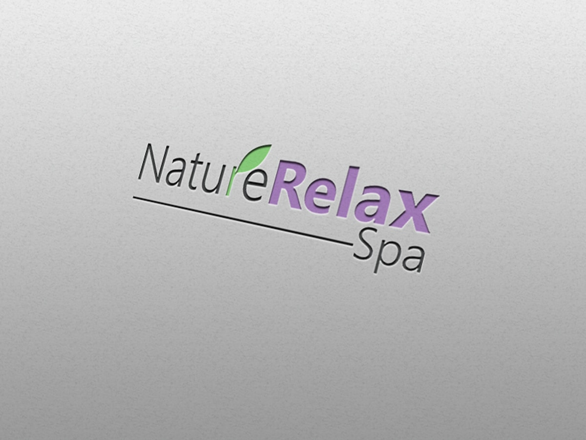 Nature-Relax-Spa-Logo-Design