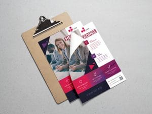 Company, Business Profiles Flyer Templates