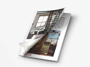 Home Decoration Shop – Brochure