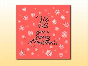 merry, christmas, wish, happy