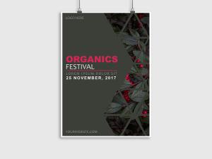 Organics Festival – Poster Templates