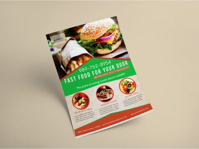 Fast-Food-Flyer-Template