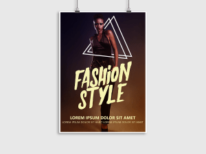 Fashion Style – Poster Templates