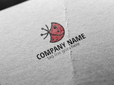 Ladybug logo, design, Ladybug, company, Insect, animals