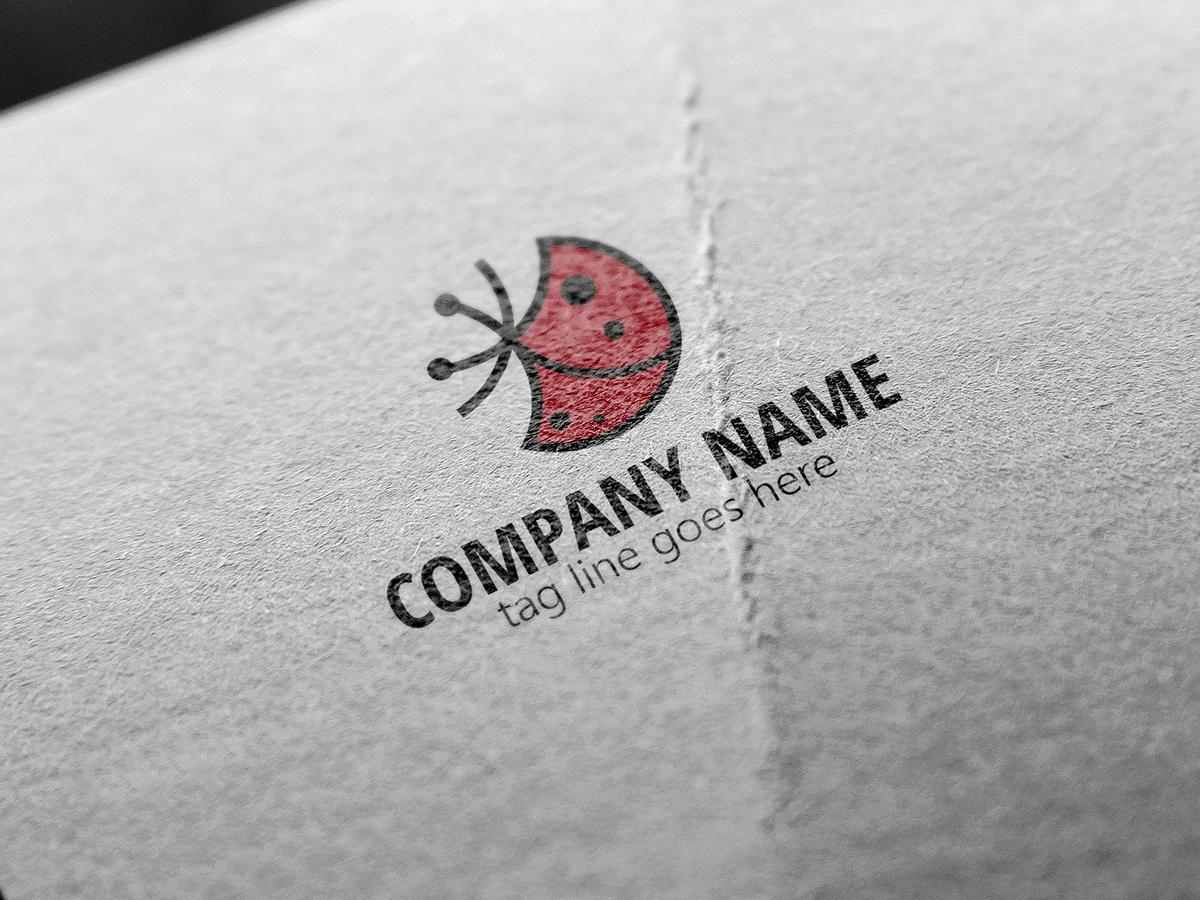 Ladybug - Logo Design - XCreative