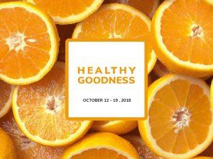 Healthy Goodness – Social Media Template