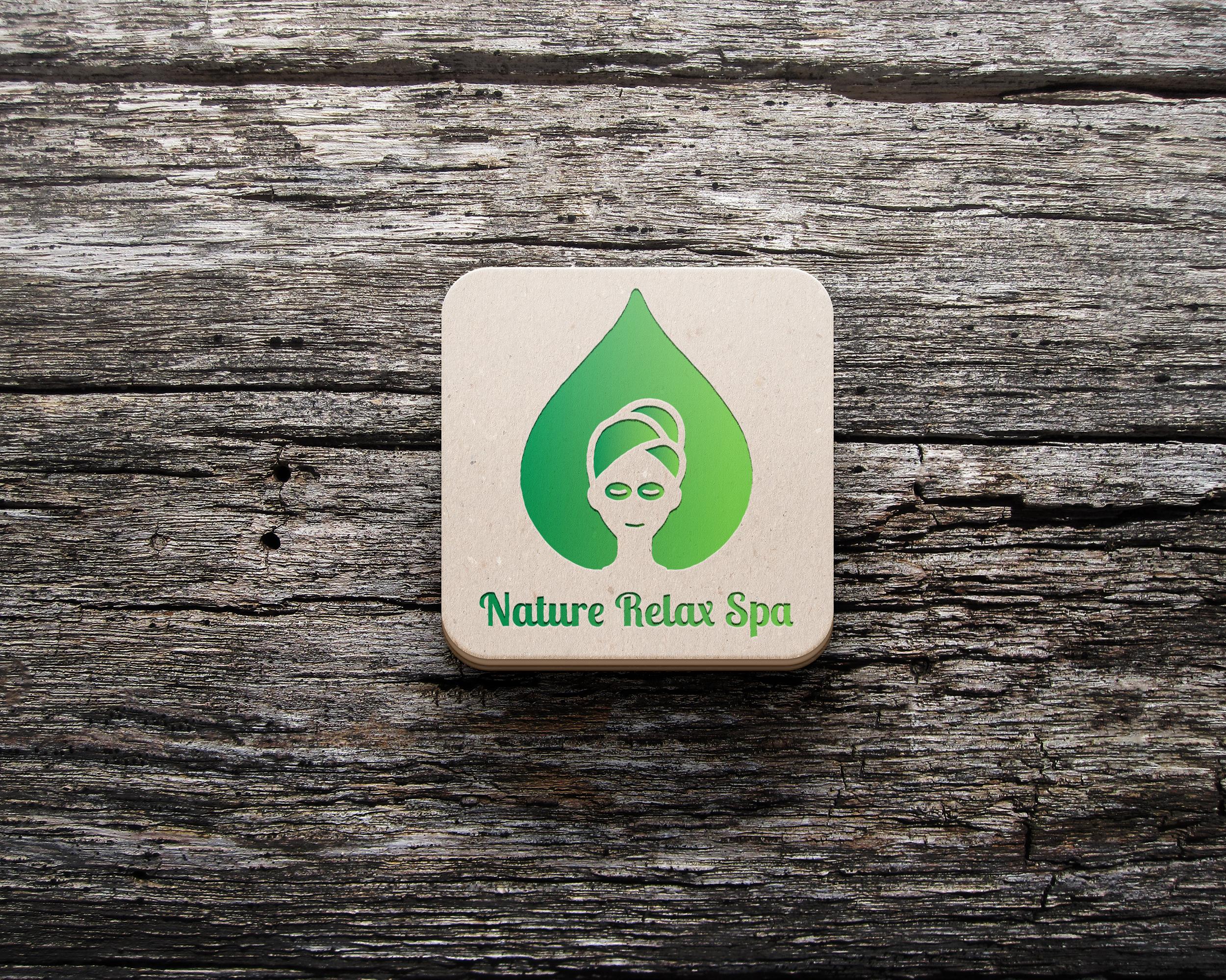 Spa, Nature, vector, Realax, logo