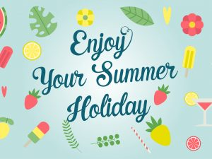 Enjoy summer holiday – Social Media Template