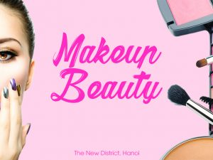 Makeup Beauty – Social Media Template