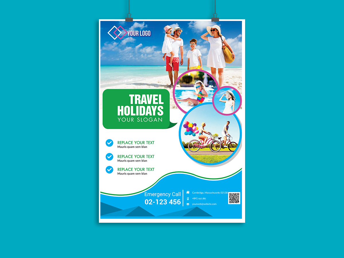 Holidays-Flyer-Template