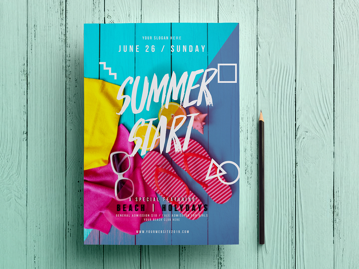 back to school, summer, enjoy, color, travel, young, passion, promotion, poster templates, artwork, flyer templates,