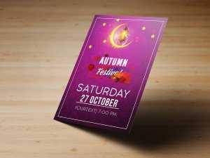 Autumn Festival – Flyer Templates