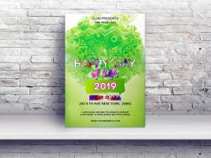 Happy Day – Flyer Templates
