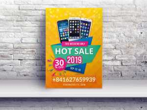 Hot Sale – Flyer Templates