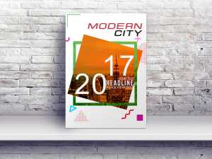 Modern City – Flyer Templates