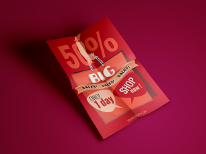 Big sale – Poster Template