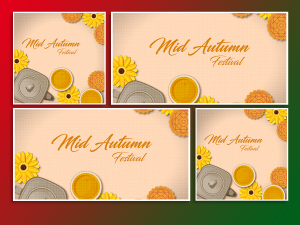 Mid Autumn Festival – Social Media template