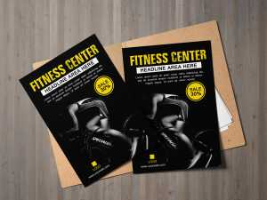 Fitness – poster