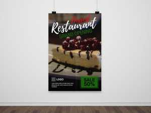 Restaurant – poster
