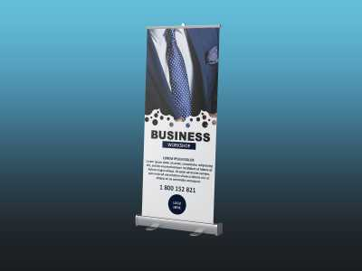 Business workshop, rollup banner, rollup, standee, men, event, workshop, company, suite