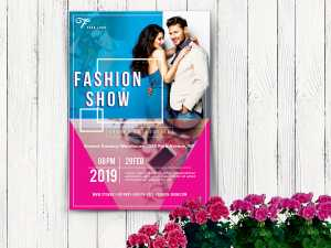 Fashion Show – Flyer Templates