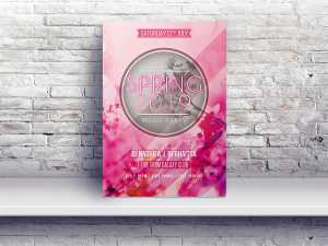 Spring Party – Flyer Templates