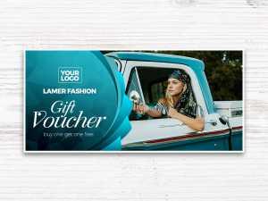Lamer Fashion – Gift Voucher