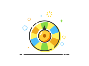 Lucky Wheel Icon