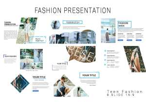 Fashion Presentation-Template for Powerpoint