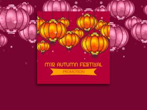 Mid Autumn Festival -Social Media Templates