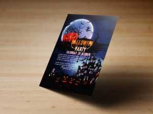 Halloween Party – Flyer Templates