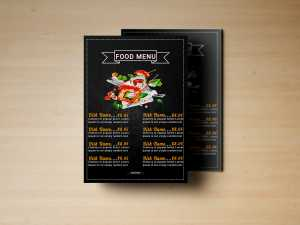 Food – Menu Templates