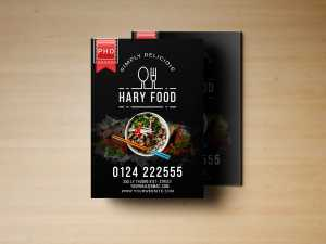 Restaurant food – Flyer Templates
