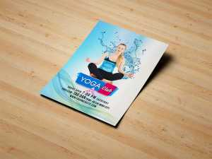 Yoga club – Flyer Templates