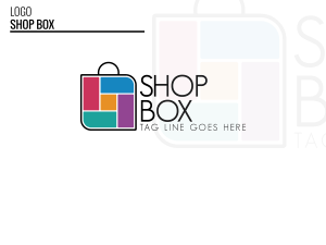 Shop Box – Logo Design