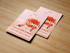 Autumn Festival – Poster Templates