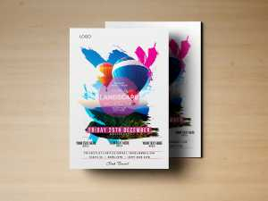 Travel Amazing Flyer Templates