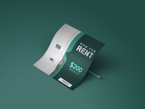 Room For Rent – Social Media Template