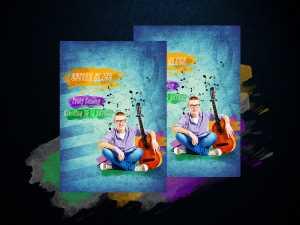 Guitar Class-Poster Templates