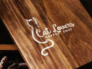 Cat Lovers Coffee – Logo