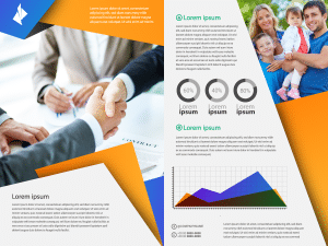 Life Insurance Brochure Template Creatily Market - Insurance brochure template