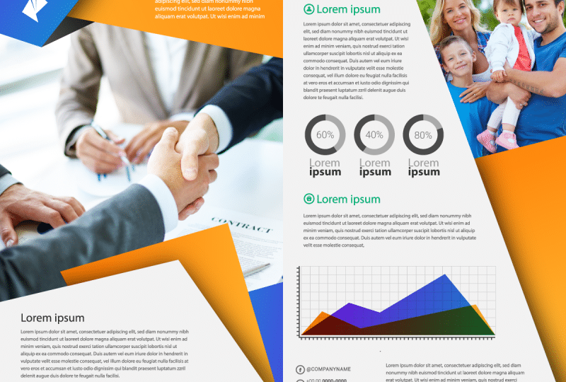 Life Insurance Brochure Template XCreative - Insurance brochure template