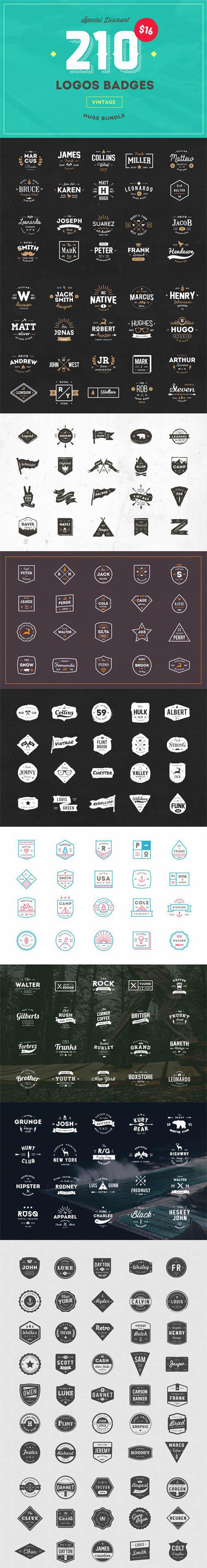 Logo Badge Template, badge, badges, logo, beer, bundle, classic, coffee logo, emblem, emblem logo, grunge, hipster, insignia, label, labels, logo, modern, mountain logo, old school, premium, retro, retro design, stamps, sticker, typography, vintage, vintage elements, vintage logo, web
