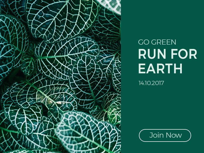 Go green, Nature, Green, Event, Promotion, Social Media Template, Social Media, Instagram, Facebook