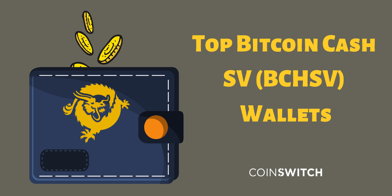 Top 3 Best Bitcoin Cash Sv Wallets Ios Android Included 2019 -