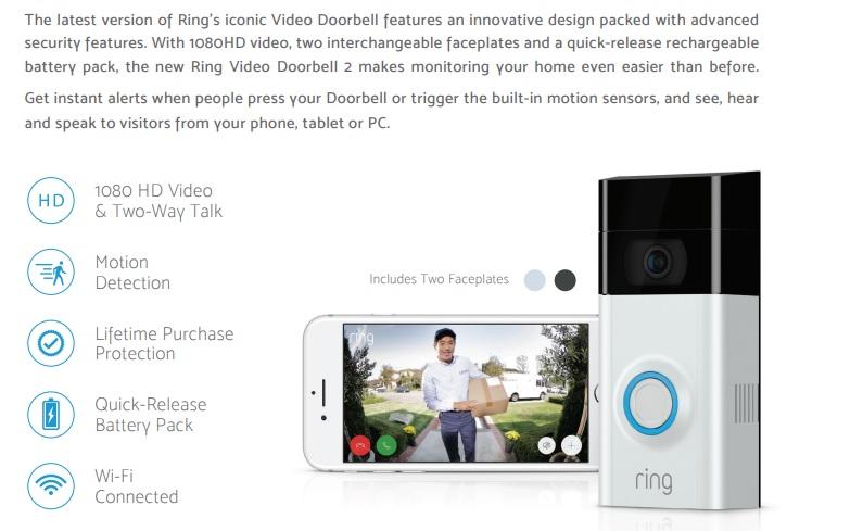 Ring Contact Sensor Battery
