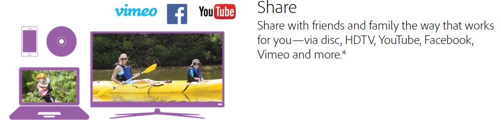 Adobe Premiere Elements 15 Multi-Platform License 1 User [Digital Download]